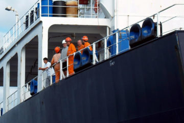 Ship Provisions Supply